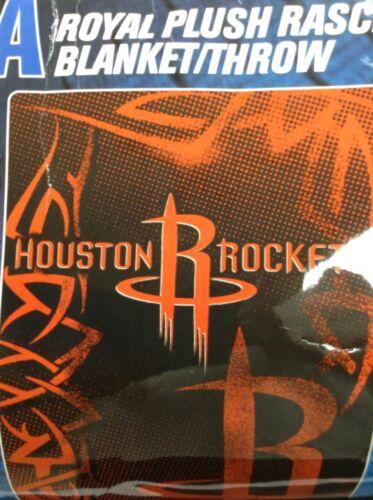 nba basketball houston rockets 60 x 80