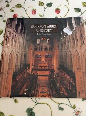 Buckfast Abbey: A History by Robin Jocelyn Clutterbuck (Paperback, 1994) Devon