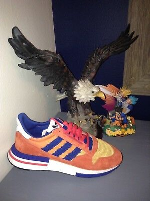 Dragon Ball Z x adidas ZX 500 RM Son Goku Limited Edition SayN Hot HTF Sold Out