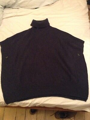 Used, Joules Poncho s/m for sale  Stonehouse