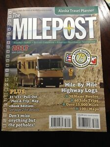 The Milepost -Alaska Travel Planner