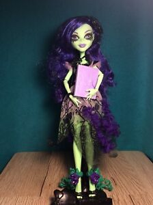 Amanita Nightshade- Monster High Doll