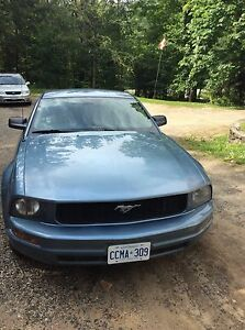 2005 Ford Mustang certified