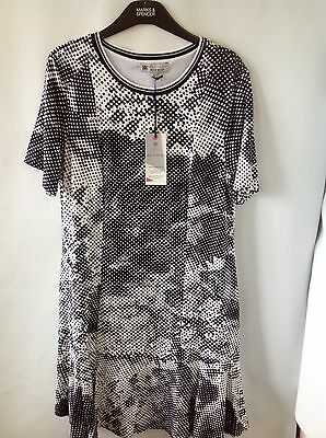 M&S BEST OF BRITISH FOR M&S COLLECTION  Short Sleeve Dress Size: