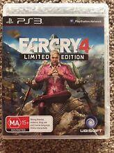 Farcry 4 limited edition Echuca Campaspe Area Preview