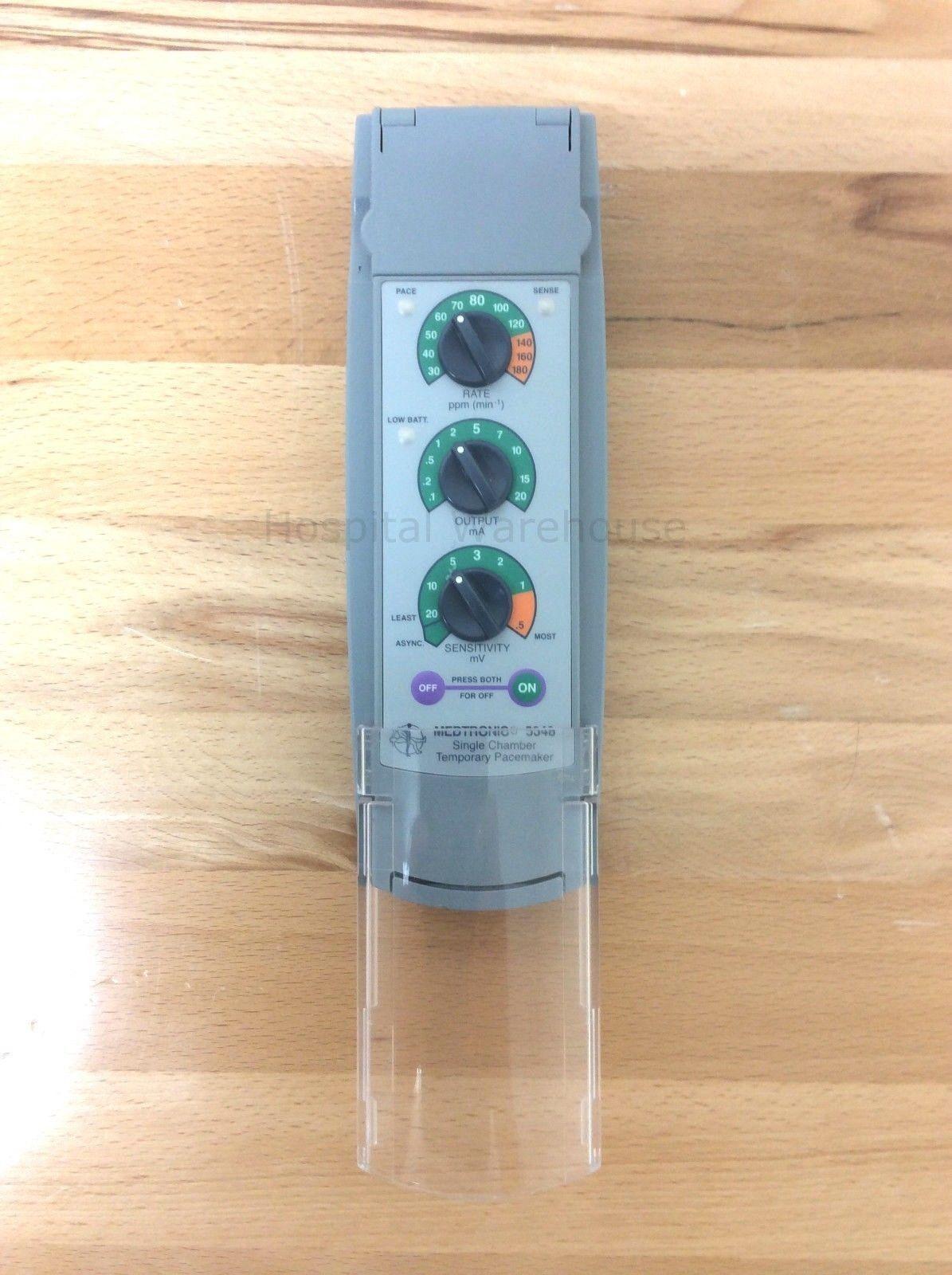 Medtronic single chamber icd