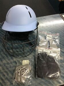 ALBION BOYS CRICKET HELMET Guildford Swan Area Preview