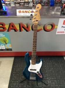 FENDER JAZZ BASS U.S.A. 5 CORDES