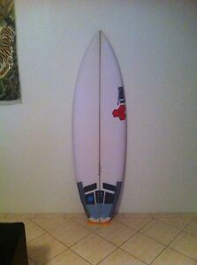 """Brand New 5'11"""" #4 Channel Islands surfboard Freshwater Manly Area Preview"""