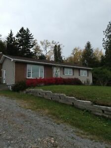 Gorgeous 3 bedroom home for rent in Quispamsis