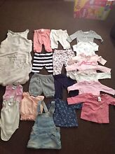 CHEAP KIDS CLOTHES! Boys and girls size 0000 newborn - 3! All must go! Seaford Morphett Vale Area Preview