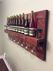 Custom Wine rack made to order