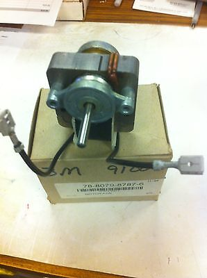 3m Overhead Projector Motor  78-8079-8787-6 For 9100 And Similar Brand New