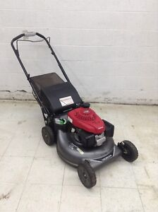 Honda Lawn Mower Self Propelled Cordless Grass Cutter Mulching Push Yard  Mowers