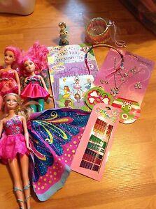 Barbie fairy lot