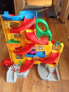 Fisher-Price car track Stratford Kitchener Area image 1