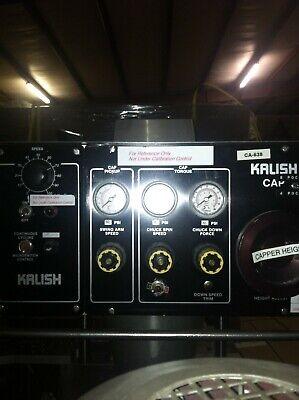 Kalish 92900 Capper