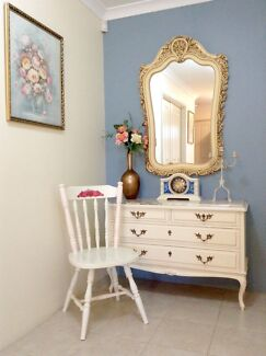 REDUCED - GORGEOUS UPCYCLED CHAIR Wannanup Mandurah Area Preview