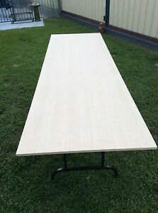 Trestle table 2.4 long Windaroo Logan Area Preview