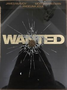 Wanted Limited Edition Collectors Edition