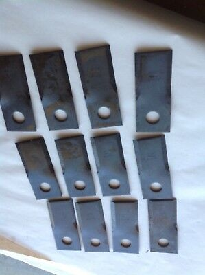Disc Blades New Holland Case Ih Part 853819 12 Blades Nos