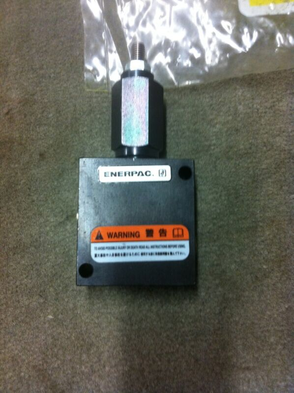ENERPAC  WVP5 HYDRAULIC SEQUENCE VALVE NEW CONDITION