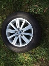Volkswagen Golf factory mag wheels Warradale Marion Area Preview