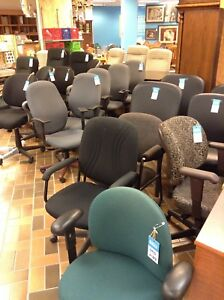 OFFICE CHAIRS GALORE @ HFHGTA VAUGHAN