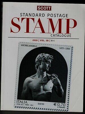 2020 Scott Catalogue Volumes 3A and 3B