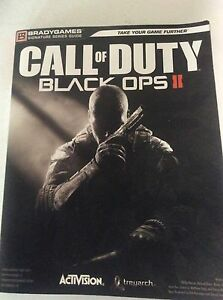 Guide for playing Call of Duty Black Ops II
