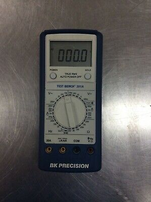Precision Test Bench 391a No Leads