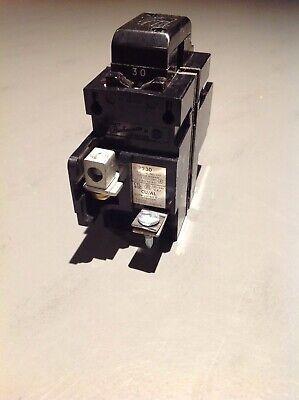 Pushmatic P230 Amp 2 Pole Pushmatic Circuit Breaker