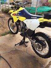 Suzuki DRZ400e Minnipa Wudinna Area Preview