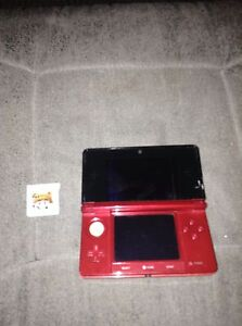 Nintendo 3DS and game NEED GONE