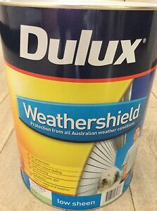 Dulux weathershield gumtree australia free local classifieds - Exterior paint gloss or low sheen ...