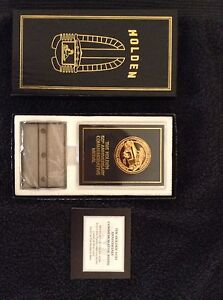 Collectable holden 50th anniversary medal South Penrith Penrith Area Preview