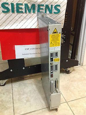 Simodrive 611 Test Bench 6sn1123-6sn1118-6sn1145- Siemens 611u611a611d