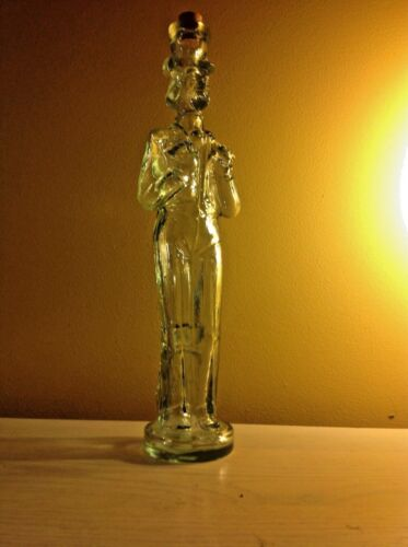 SWEET ANTIQUES ABRAHAM LINCOLN VINTAGE BOTTLE MANUFACTURED IN SPAIN