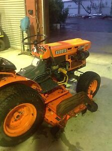 Kubota b7100 ride on mower lawn tractor Thornlands Redland Area Preview