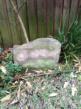 Sandstone garden rock (7 in total) Lindfield Ku-ring-gai Area Preview