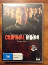 Criminal minds season 1 Knoxfield Knox Area Preview