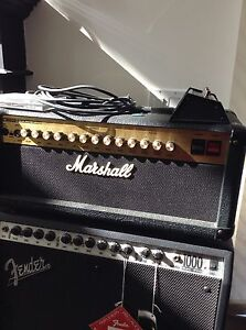 Marshall JCM 600 Amp All original Edmonton Edmonton Area image 5