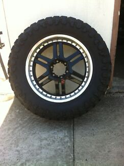 35inch 20's 4x4 Beresfield Newcastle Area Preview