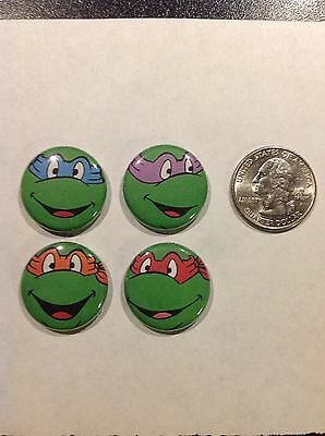 teenage mutant ninja turtle turtles pin button retro 90s cartoon pizza cowabunga - Ninja Turtle Crafts