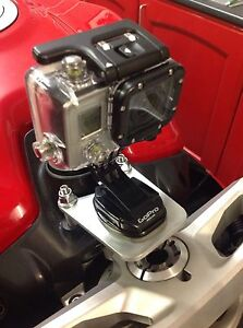 Ducati Panigale 899 1199 1299 959 Camera Mounting kit trackday race fits GoPro