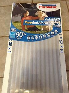 Purified air filter never opened  Kitchener / Waterloo Kitchener Area image 1