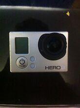 Go Pro Hero 3 Silver Kedron Brisbane North East Preview