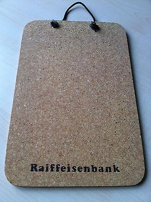 Pinnboard Raiffeisenbank