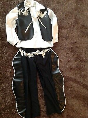 Vintage Young Texan Youth Cowboy Costume Halloween For 4-6 Year Old](4 Year Old Halloween Costume)