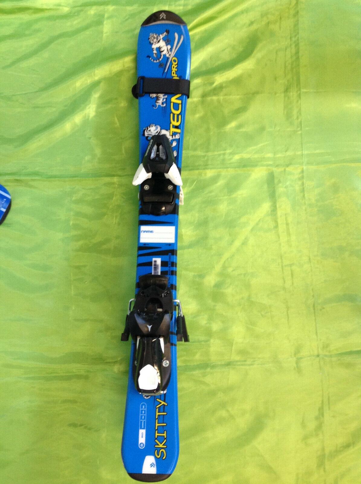 Alpinski Kinder Tecnopro 80 cm